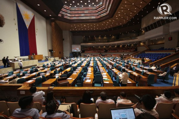 Philippines legislature sets annual budget for the national Commission on Human Rights: $19.53
