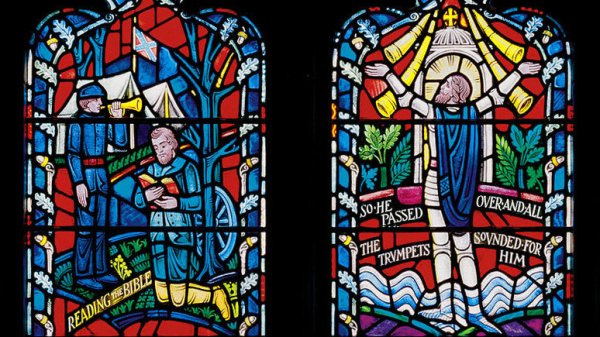 America's National Cathedral removes Confederate windows