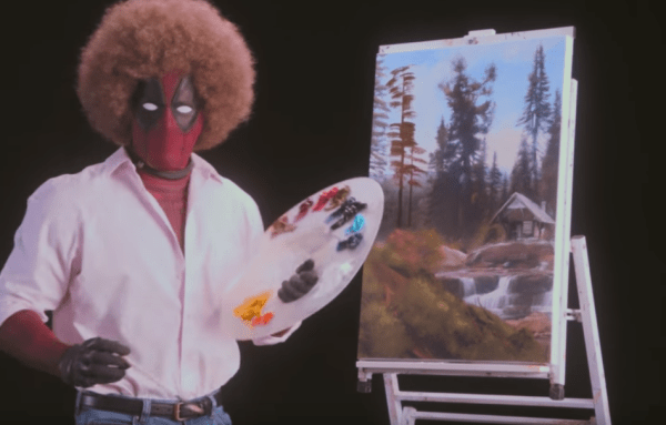 Unusual Painting Tips From Steve Ross Son Of Bob Ross