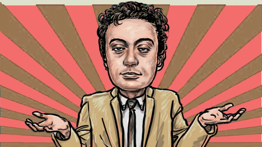 Lenny Bruce by Scott Marshall and Ethan Persoff