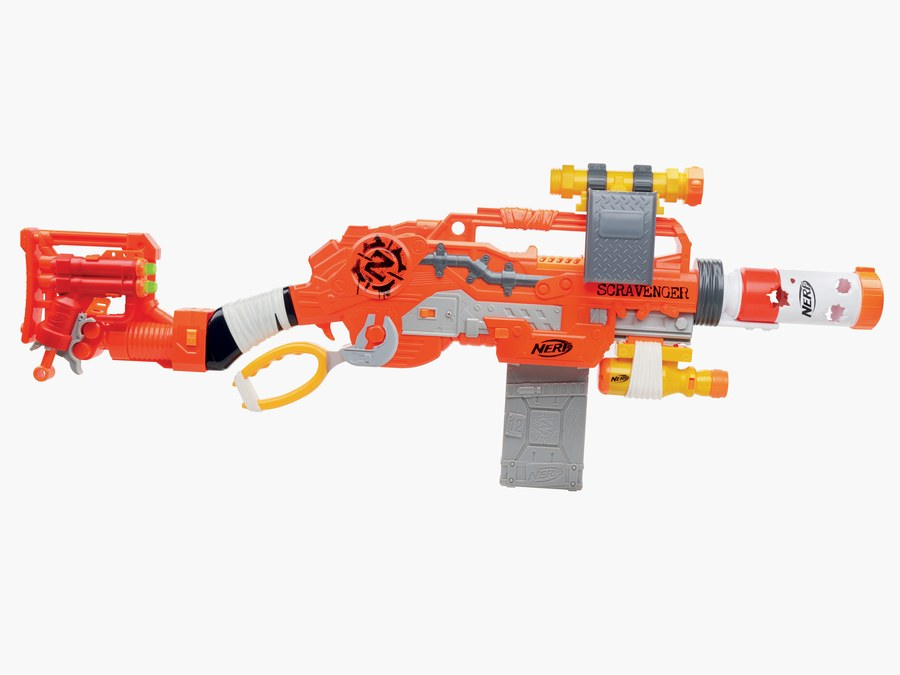 Nerf S New Blasters Are Pretty Danged Badass Boing Boing