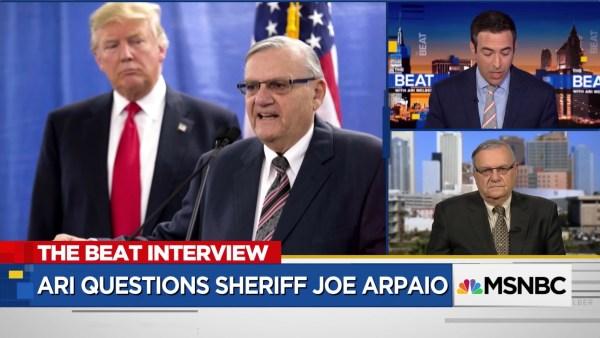 Joe Arpaio's senate run will help a Democrat get elected