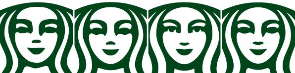 Why The Siren Of The Starbucks Logo Is Slightly Asymmetrical Boing