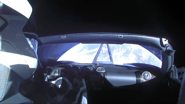 StarMan: Watch live views of Elon Musk's SpaceX 'pilot