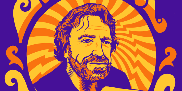 The Internet Archive is hosting a symposium on John Perry Barlow on April 7 (and I'm emceeing)