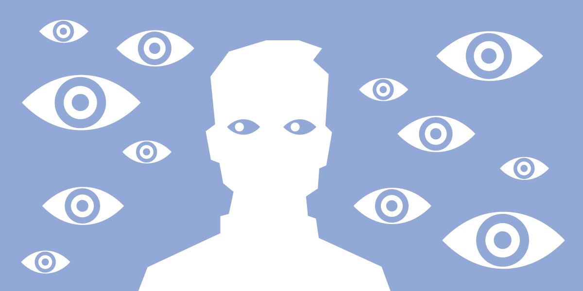how to find out where someone is through facebook