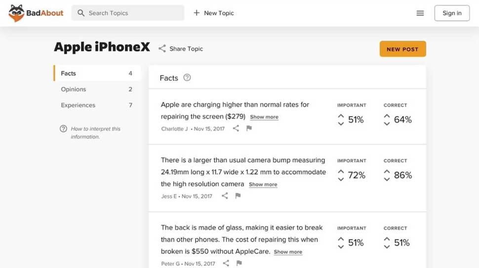 Watch this interface designer change a bad website design