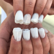 teeth nails boing