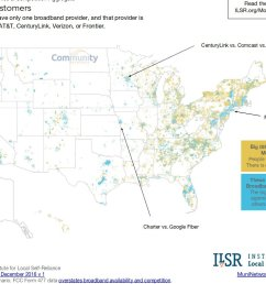 now that telcos have abandoned rural america the only broadband comes from cable monopolies [ 1057 x 789 Pixel ]
