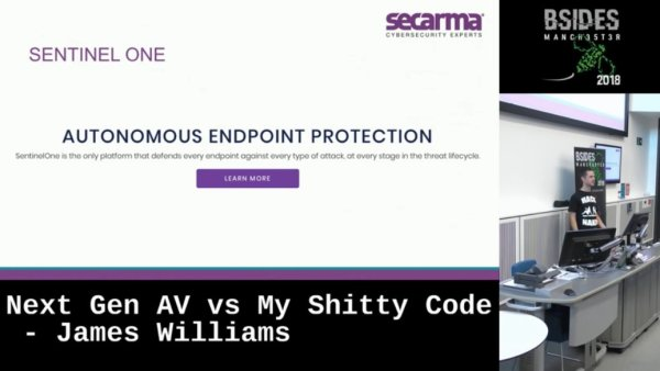 Antivirus maker Sentinelone uses copyright claims to censor video of security research that revealed...
