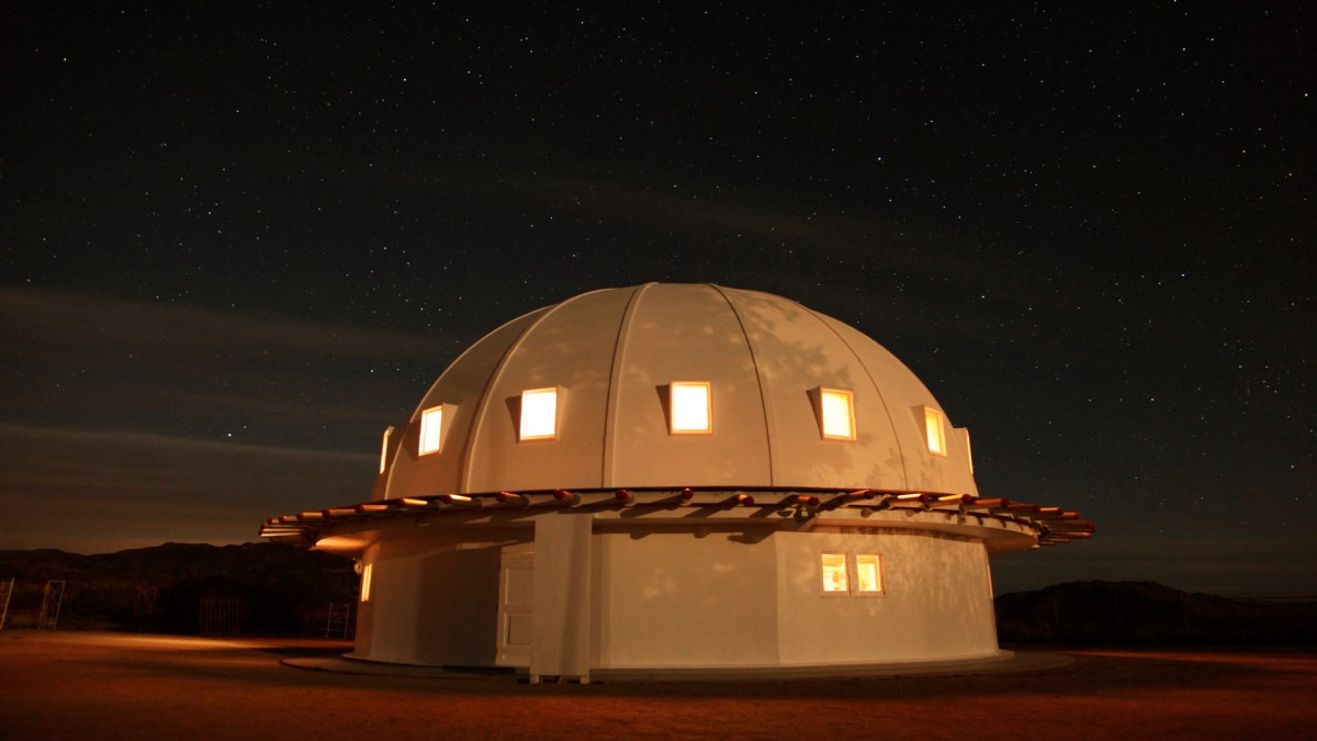 Film Calling All Earthlings Explores Integratron Time