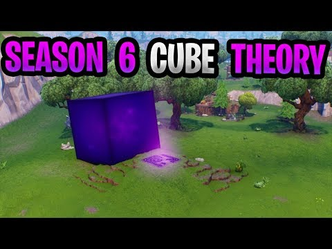 "Fortnite Battle Royale and ""The Mystery of the Weird Cube"""