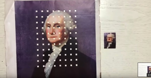 Watch how to make a pixellated avatar using an actual photo