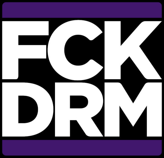FCKDRM: a DRM-free games company launches a site for DRM