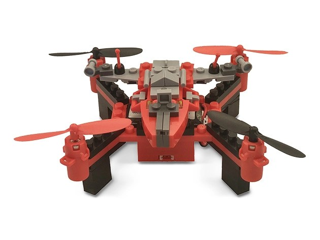 This DIY drone kit teaches you STEM skills