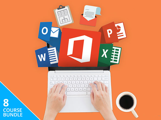 Attractive Make The Most Of Microsoft Office With This Comprehensive Course