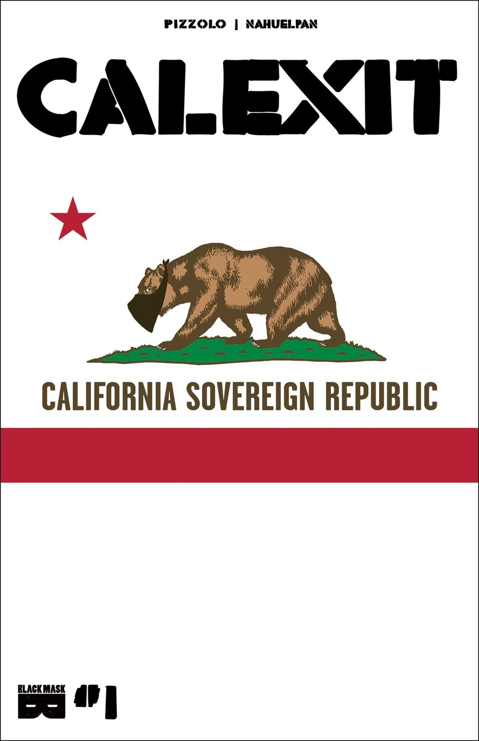 Calexit: a fractured California, where militias and the DHS battle the resistance in Trump's future America