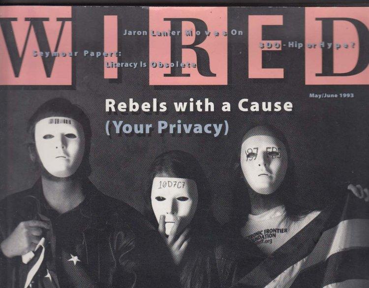 Revista Wired cypherpunks