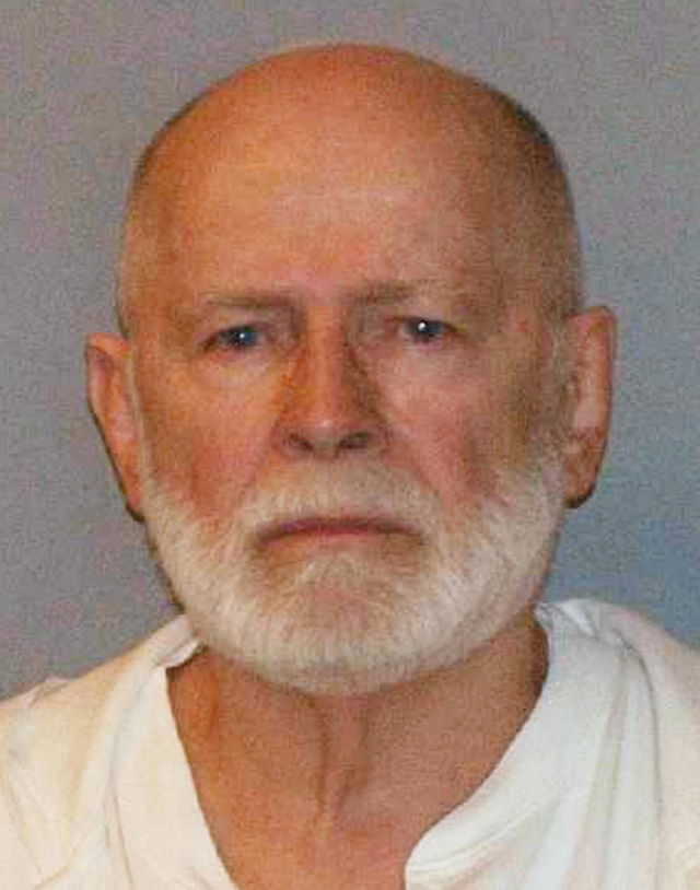 Whitey Bulger's family, lacking a sense of irony, file lawsuit over his 2018 murder