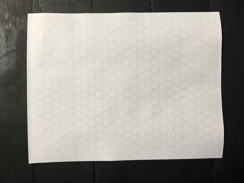 Create and print your own perfectly-gridded paper