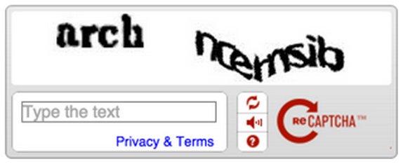 Google will defeat its own captchas for you
