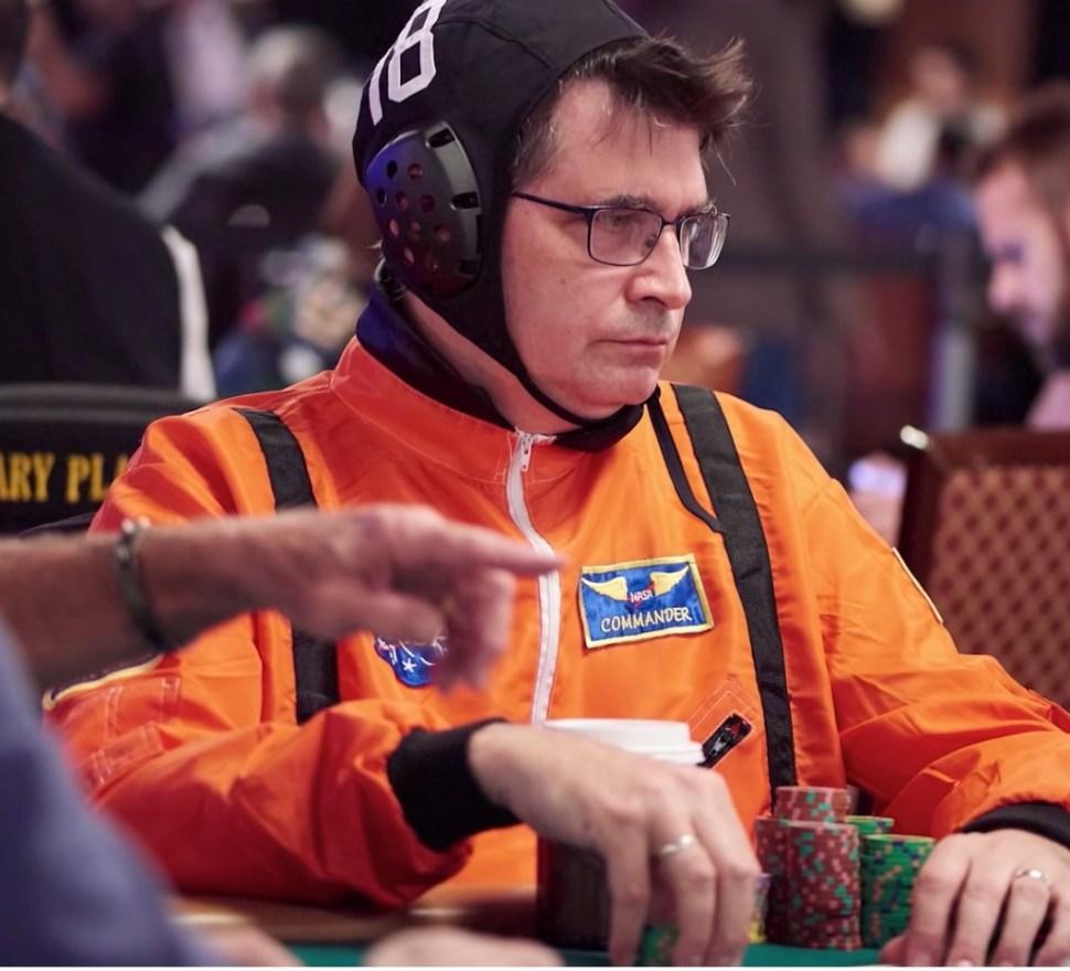 Steve Albini, legendary Big Black guitarist and Nirvana engineer, is also a poker champion