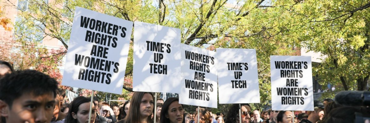 Google ends forced arbitration contracts for workers after googler uprising / Boing Boing