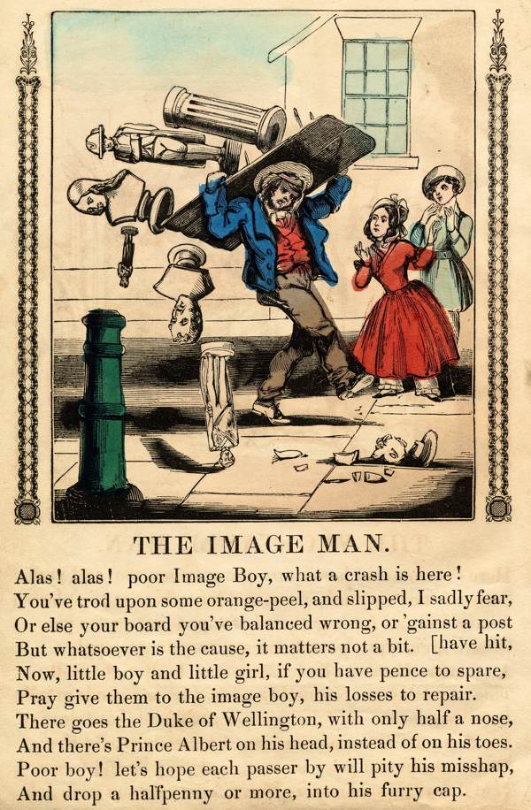 """""""London Cries"""": the merchants' patter of 19th Century London / Boing Boing"""