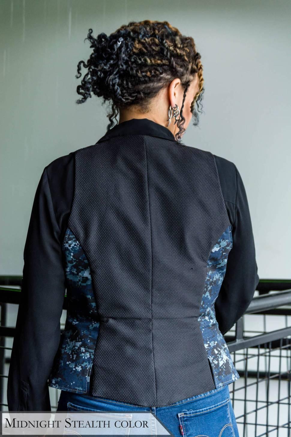Volante Augment: cyberpunk blazers and jackets