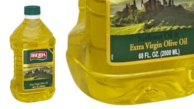 "Amazing ""extra virgin olive oil"" labeling scam"