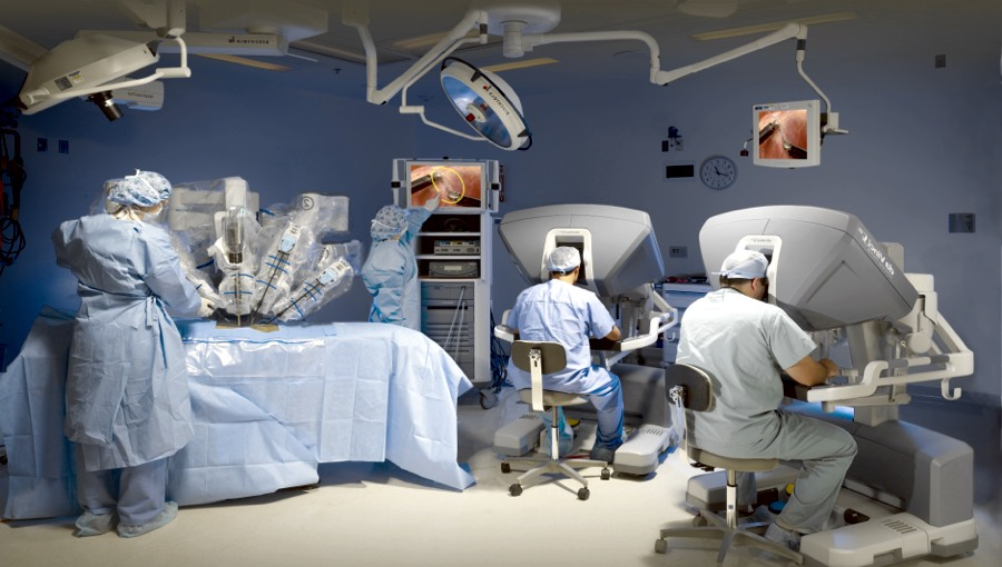 FDA warns against robotic surgery for breast cancer, cervical cancer, & other women's cancers