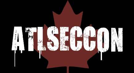 Halifax! I'm speaking at Atlseccon on April 24 (then Toronto, Ottawa, Berlin and Houston!)