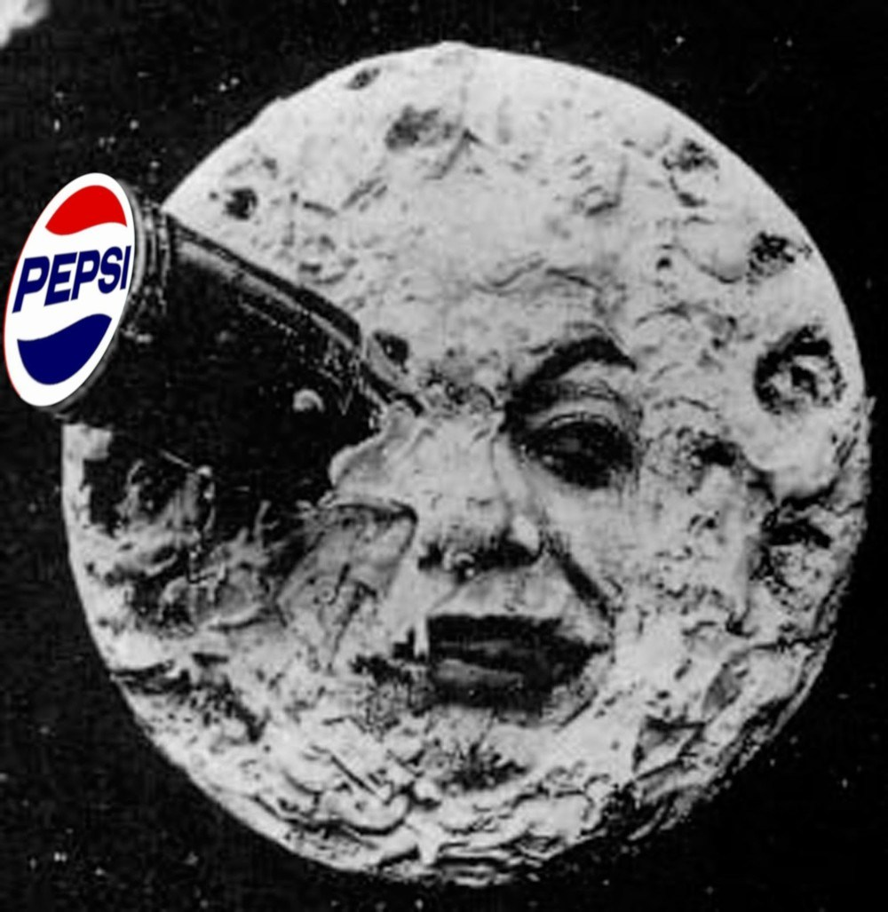Pepsi won't put a billboard in space after all