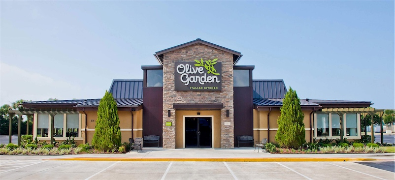 Why i take all my first dates to olive garden boing boing - Best thing to eat at olive garden ...