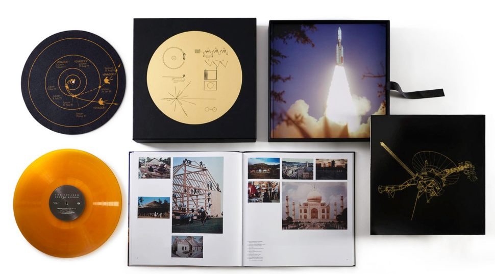 The Voyager Golden Record deconstructed on the Twenty Thousand Hertz podcast