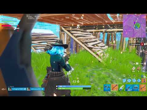 Fortnite Battle Royale And The Mystery Of The Weird Cube Boing Boing