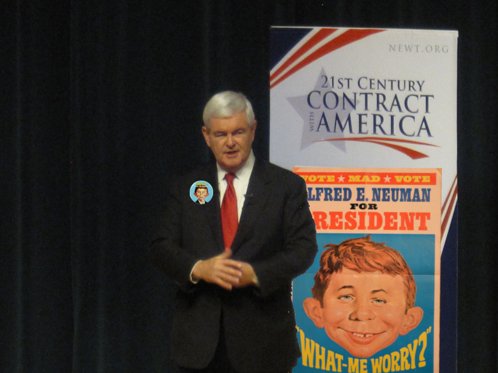 Bipartisan groups call on Congress to reinstate the Office of Technology Assessment, which Gingrich killed in 1995