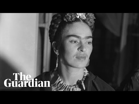 Listen to what is likely the only voice recording of Frida Kahlo