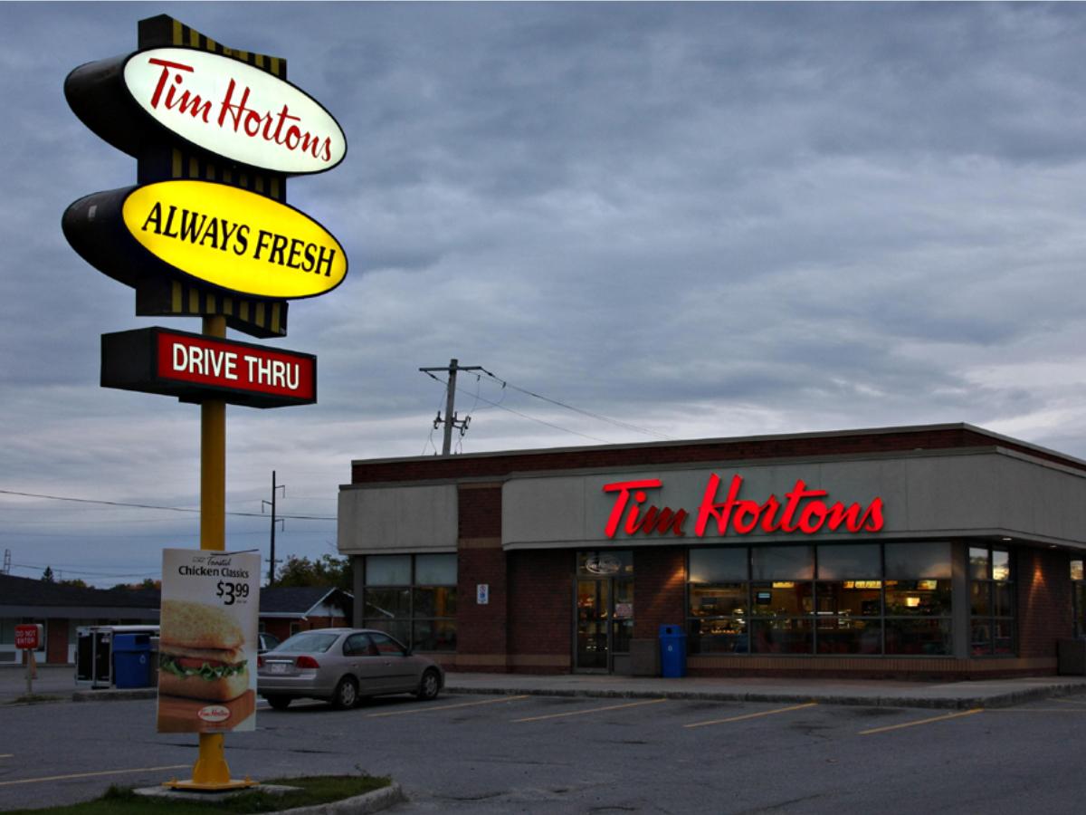 Beyond Meat added to Tim Hortons' menu