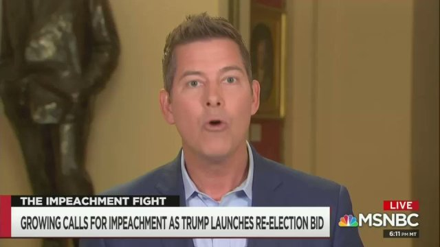 Trump's impeachable offenses are okay because Wisconsin's economy is good: GOP Rep. Sean Duffy