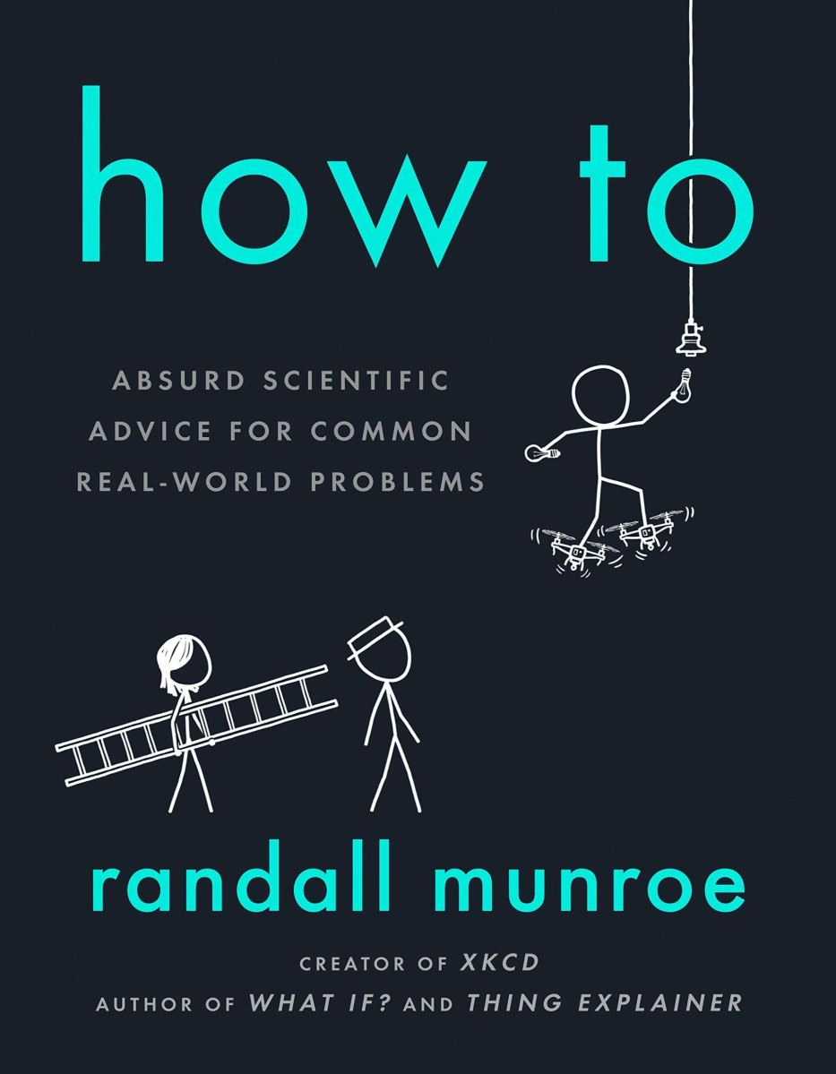 HOW TO: XKCD's Randall Munroe finds the humor in taking silly questions very, very seriously