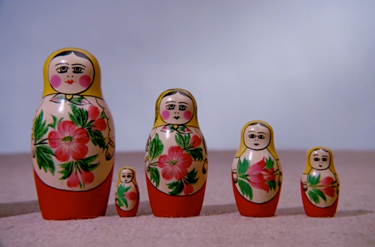 A stop-motion animator breathes life into Russian nesting dolls