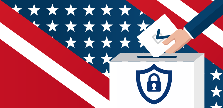 2020 elections ransomware attacks