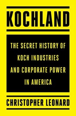 A new biography reveals the Koch brothers' very early role in creating organized climate denial