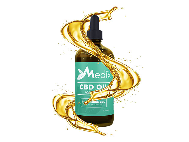 Got stress? These CBD oils bring relief by the drop / Boing