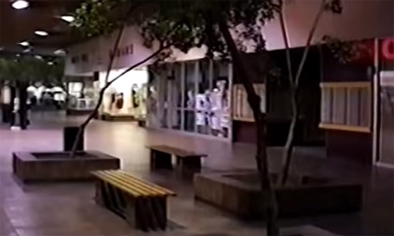The Mall, footage from a dying mall in 1994