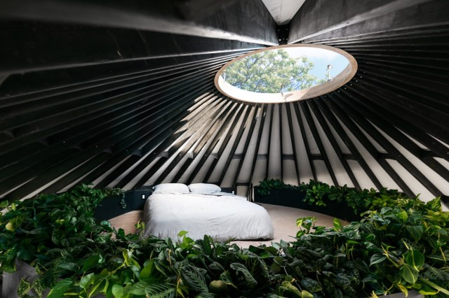 Want to live in a yurt? Why not 'Do It Yurtself.'