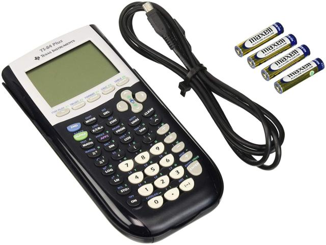 The era of schoolchildren being forced to buy crappy $100 calculators is nearing its end