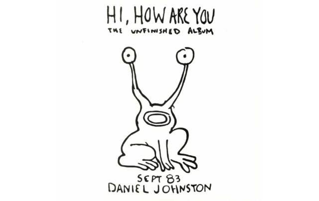 RIP Daniel Johnston 1961-2019
