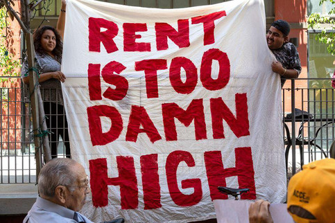 Burbankers! Tell city council to enact a rent freeze between now and when statewide rent control kicks in